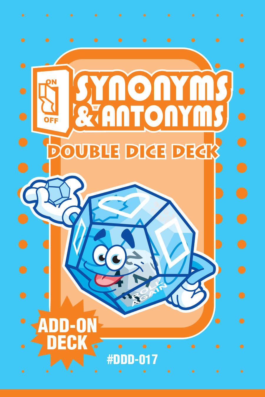 Synonyms & Antonyms (Double Dice Deck) - Blink Session