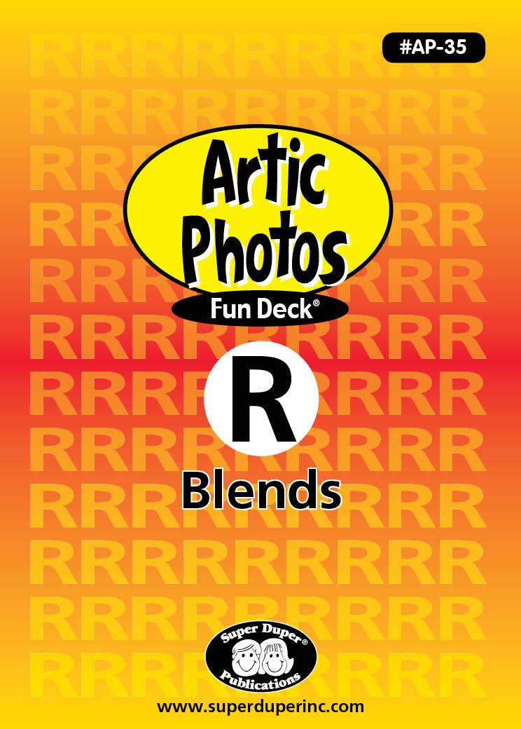 Artic Photos R Blends Fun Deck®