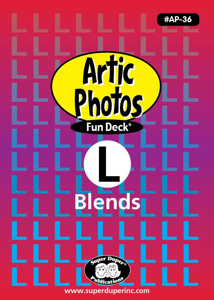 Artic Photos L Blends Fun Deck®