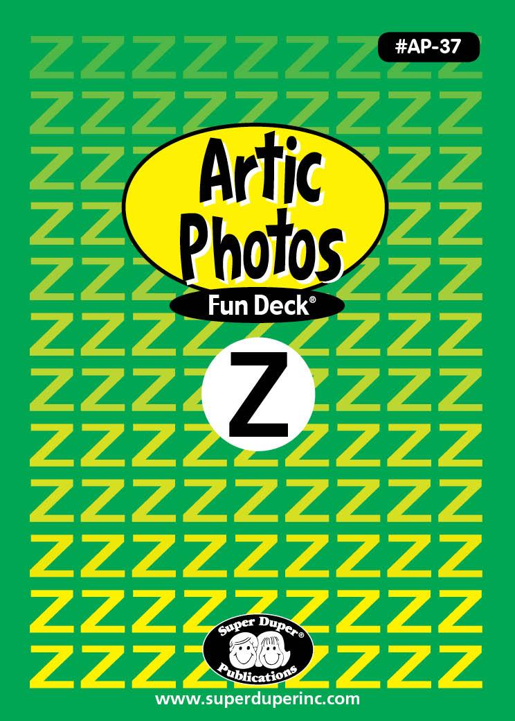 Artic Photos Z Fun Deck®