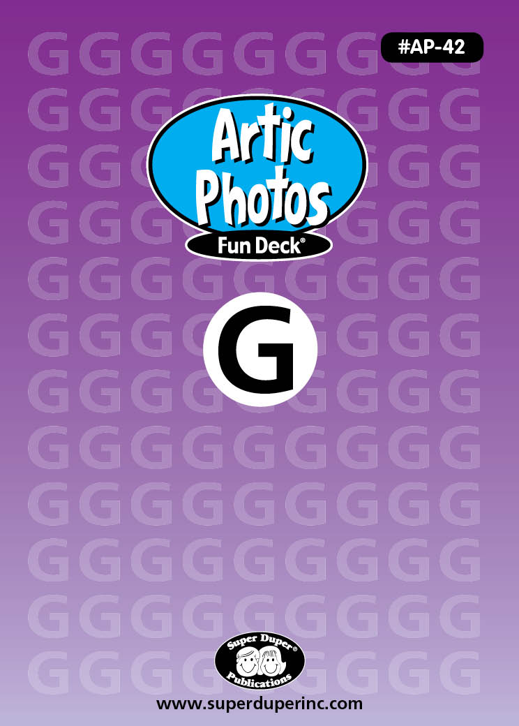 Artic Photos G Fun Deck®