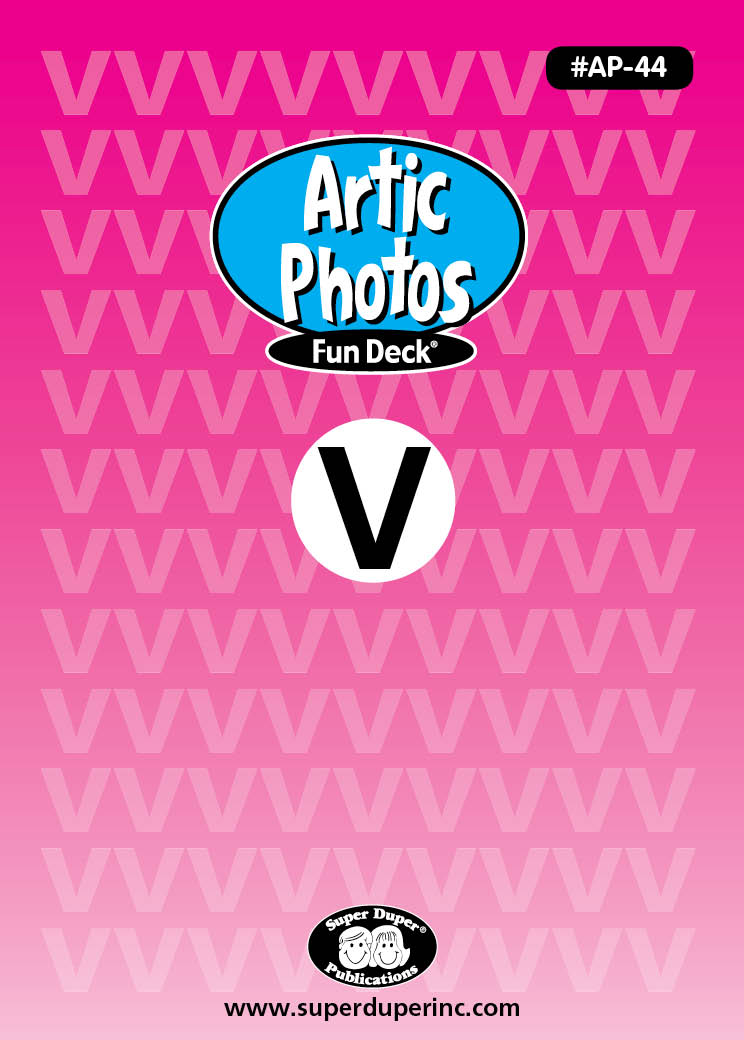 Artic Photos V Fun Deck®