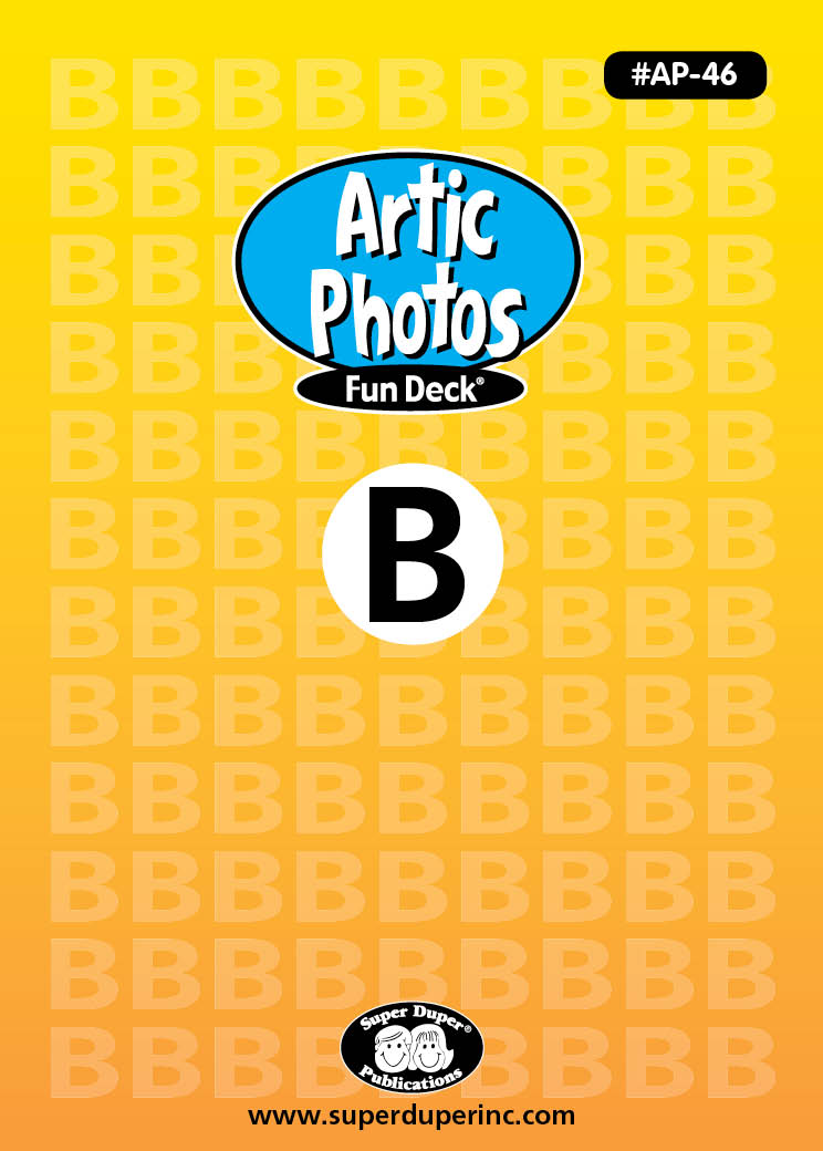Artic Photos B Fun Deck®