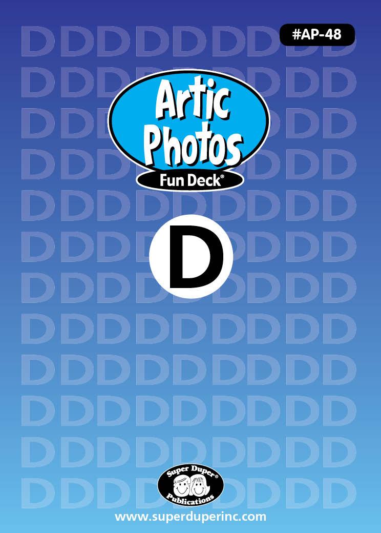 Artic Photos D Fun Deck®