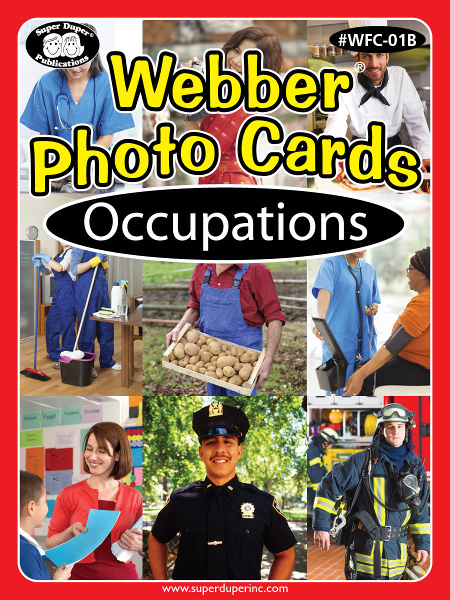 Webber Photo Cards - Occupations