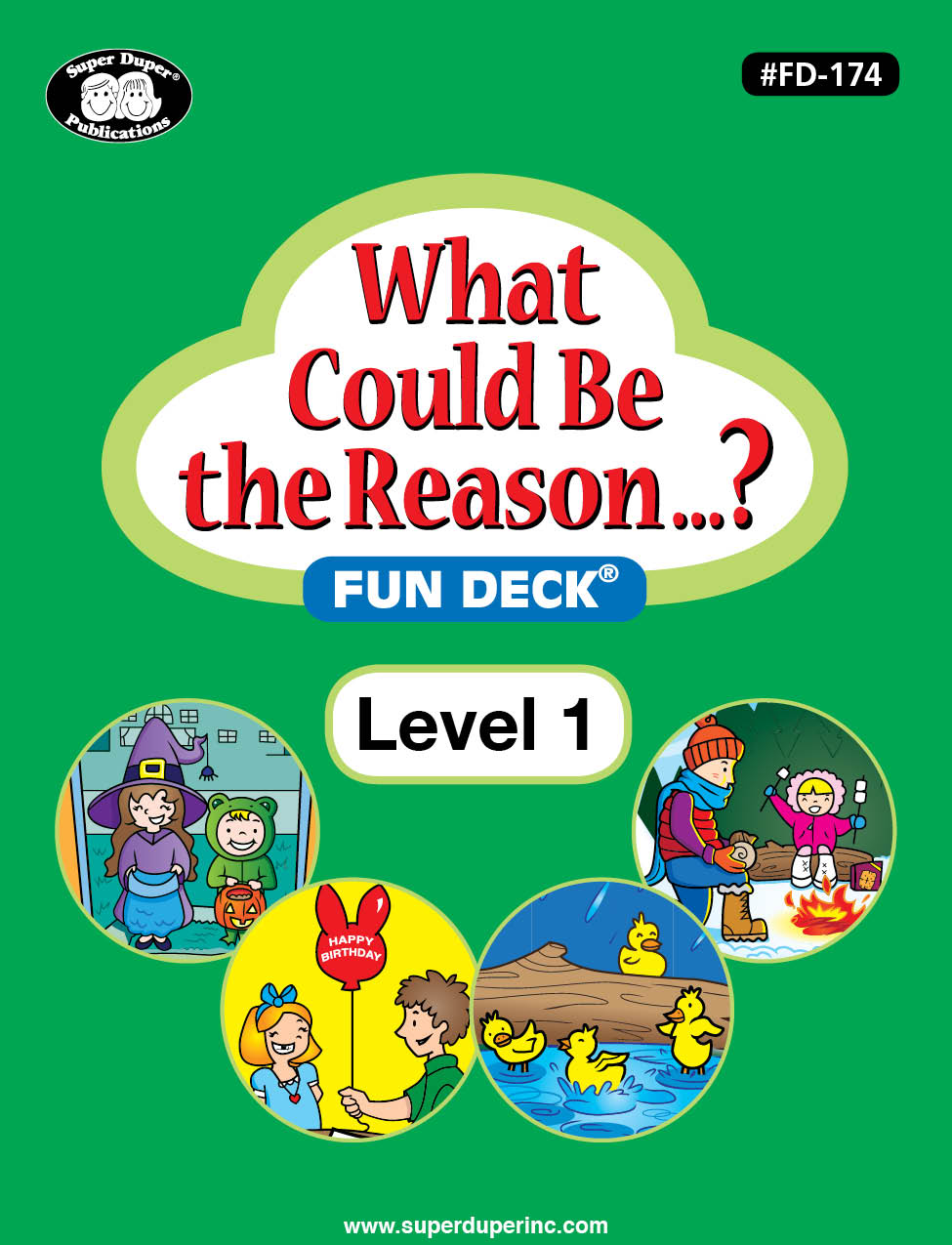 What Could Be the Reason...? Fun Deck