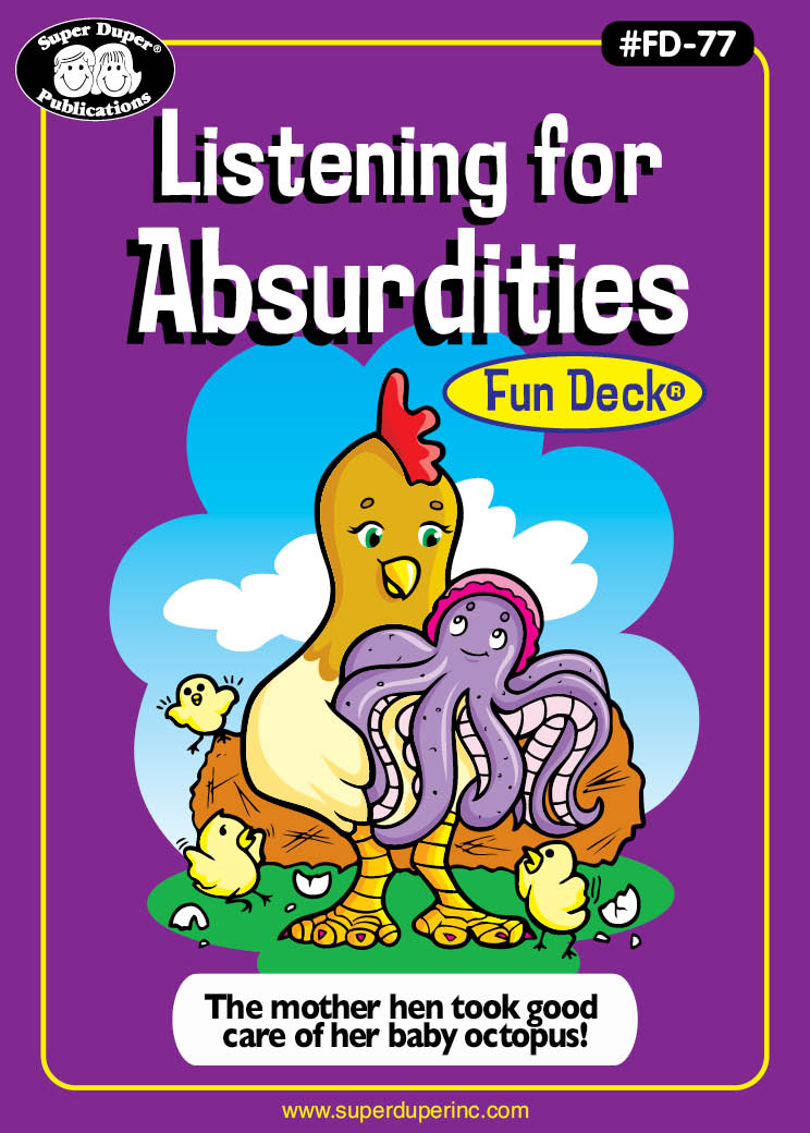 Listening for Absurdities Fun Deck