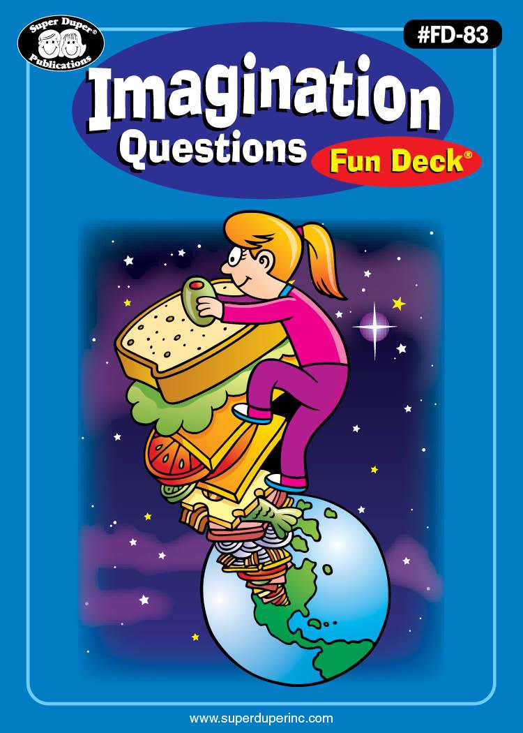 Imagination Questions Fun Deck