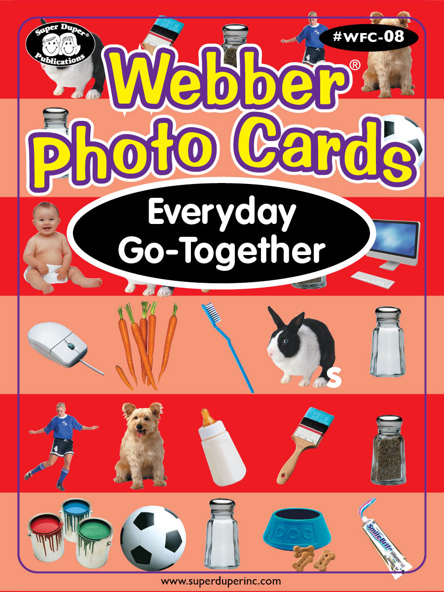 Webber Photo Cards - Everyday Go-Togethers